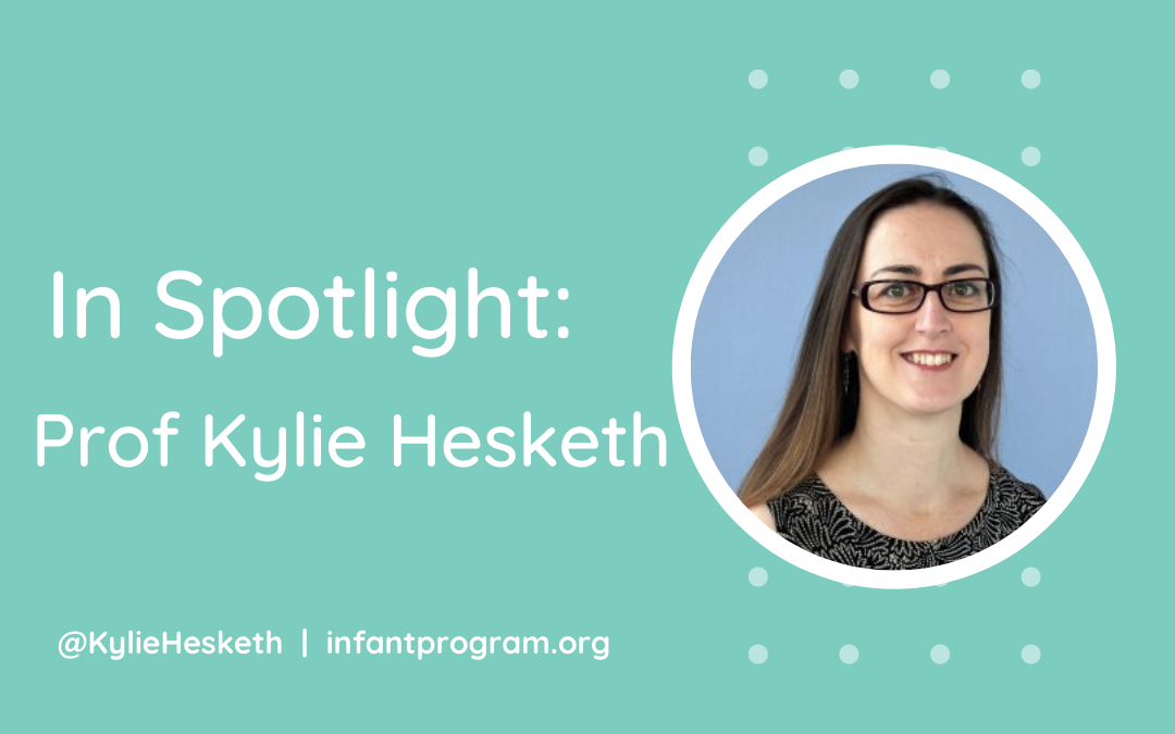 In the Spotlight: Prof Kylie Hesketh