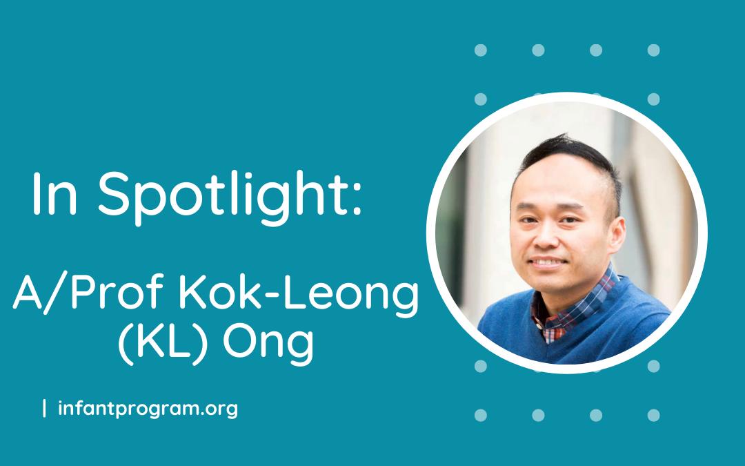 In Spotlight: A/Prof Kok-Leong Ong